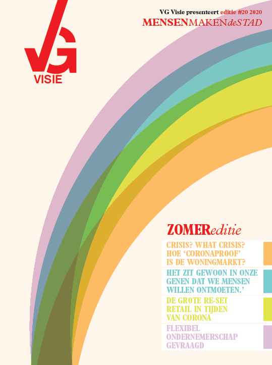 VGvisie 2020 cover