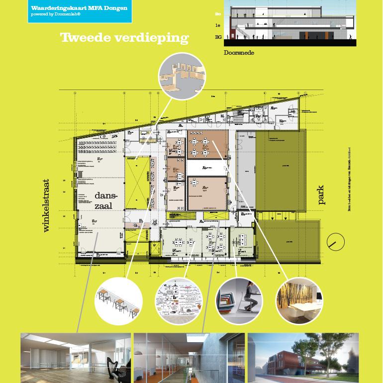 Sfeersessie MFA Dongen - 2e verdieping