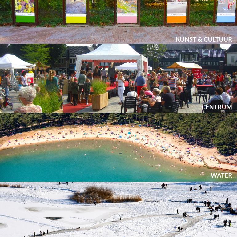Dromenlab Nunspeet: 4 seizoenenlang verblijven
