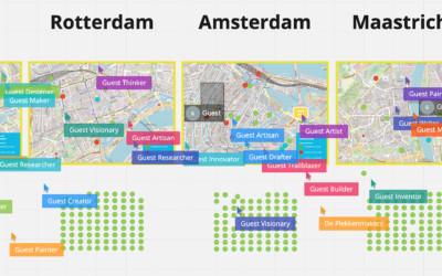 Hoe kun je online gewoon je buurtplan blijven ontwerpen en ontwikkelen?