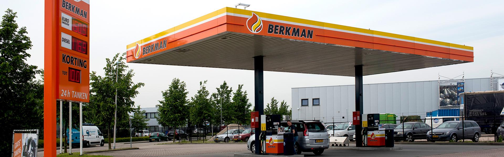Berkman tankstation