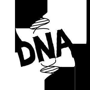 DNA de plekkenmakers