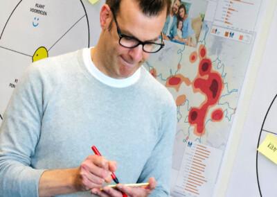 De Plekkenmakers vult kwalitatieve workshops aan met kwantitatieve informatie van Honeyspot