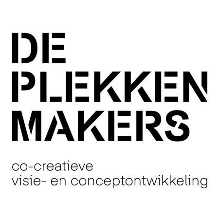 De Plekkenmakers logo