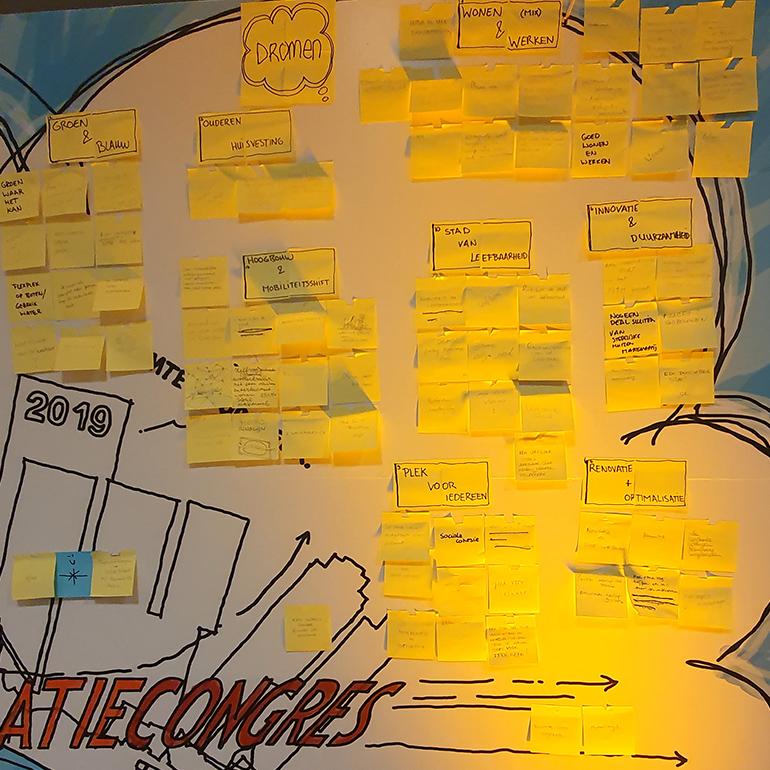 Transformatiecongres Rotterdam - dromen