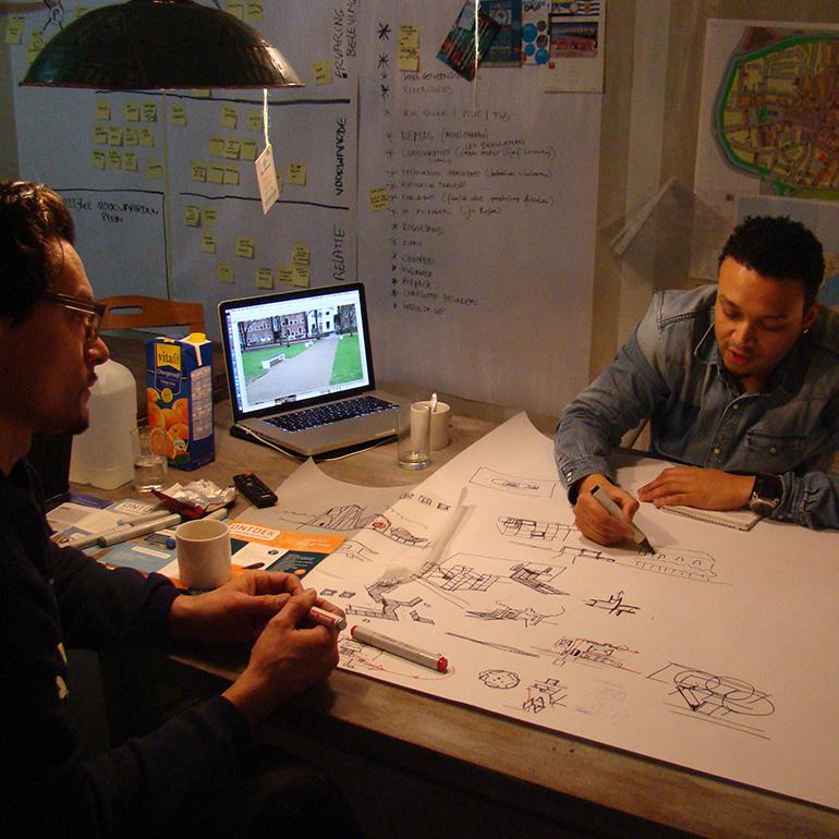 Dromenlab Zierikzee - ontwerpen