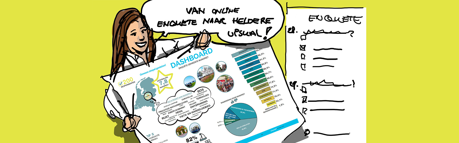 Online tool: Enquête