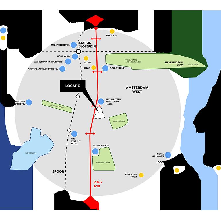 Homework Amsterdam - stedenbouwkundige analyse
