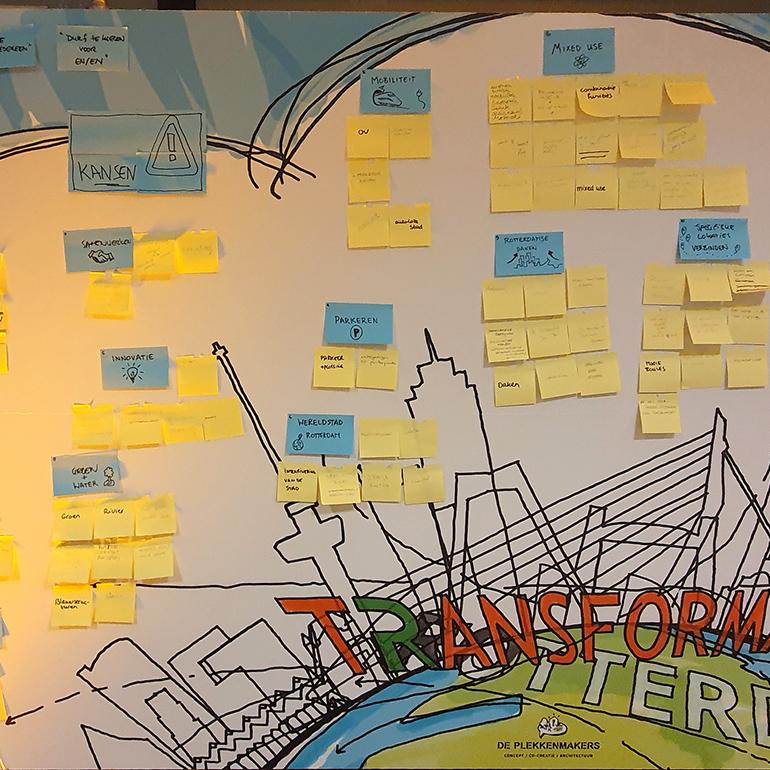 Transformatiecongres Rotterdam - kansen