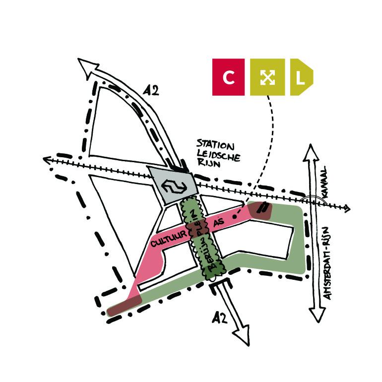 CXL Leidsche Rijn: Centrum