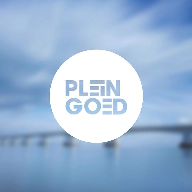 PleinGoed Zierikzee - logo door ISZO Visueel