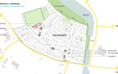 Wat is jouw droom over ontmoeten in Macharen?