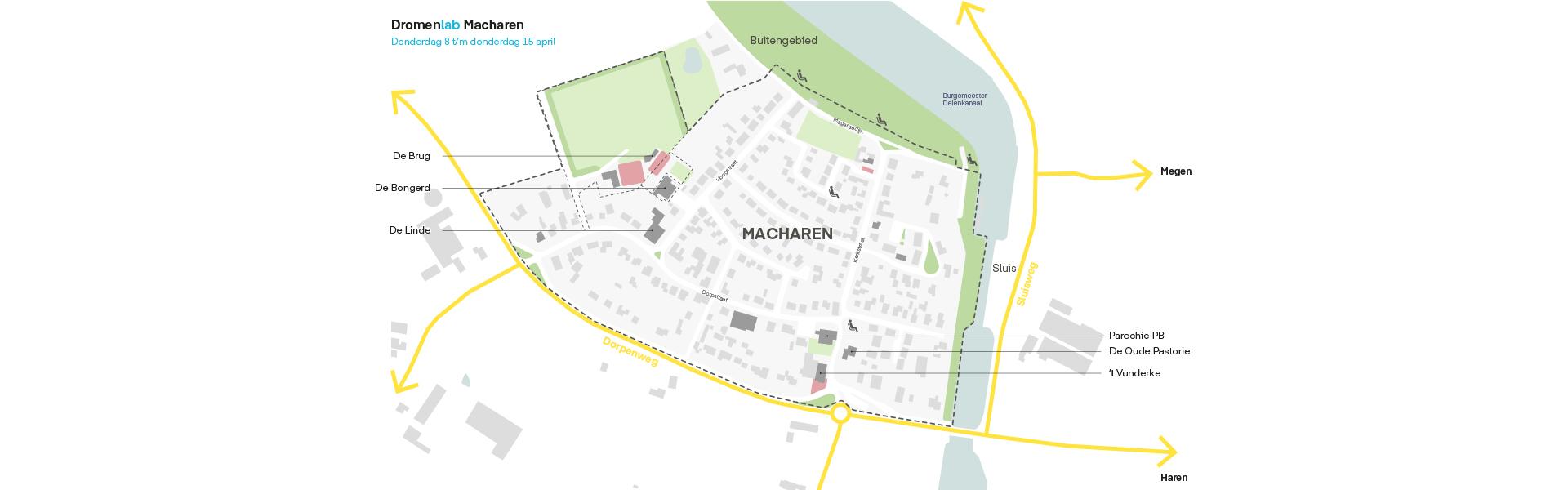 Ontmoeten in Macharen