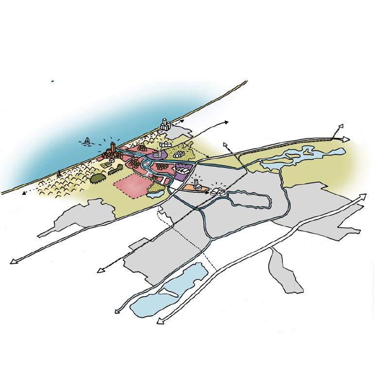 Dromenlab de Hoornes - omgevingsvisie Katwijk