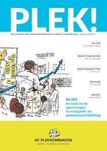 PLEK! magazine editie 1