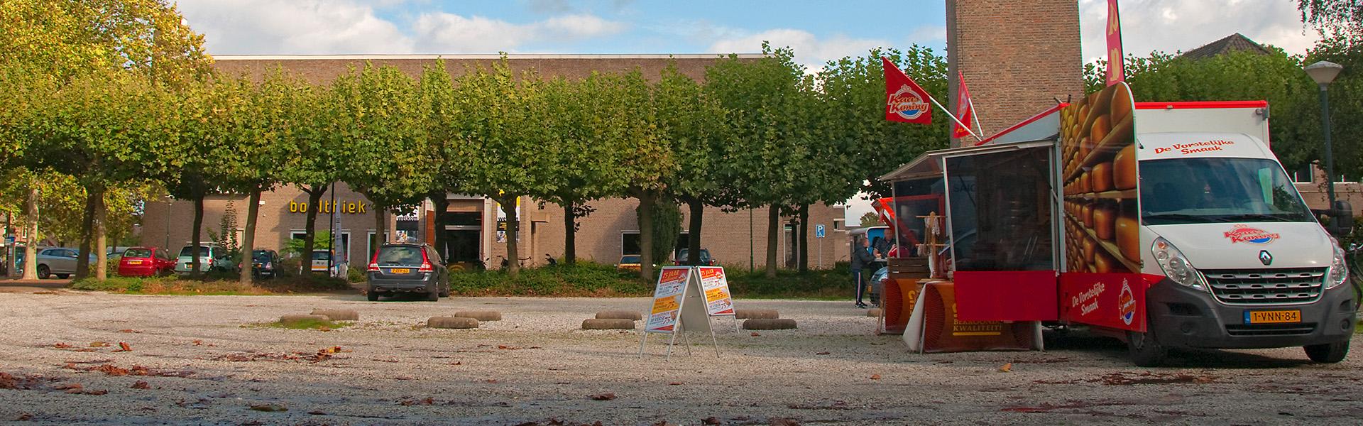 Dromenlab Gerardusplein - Parkeerplaats