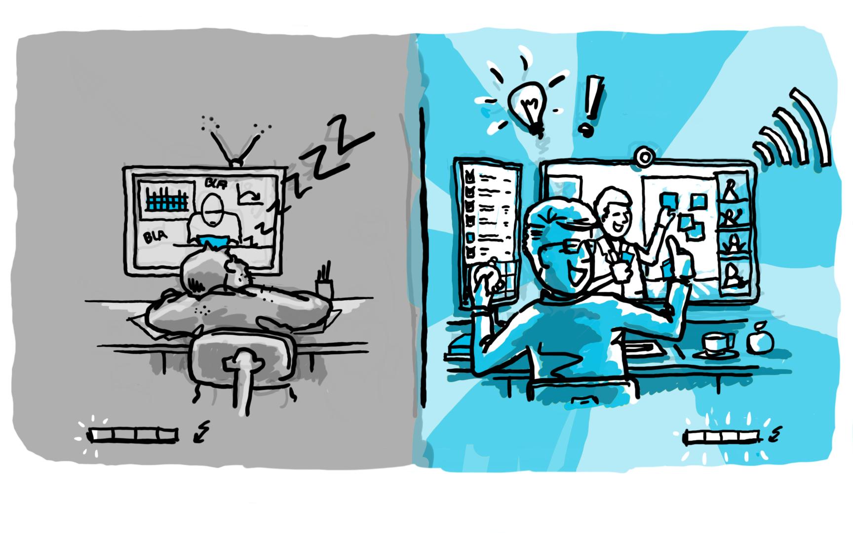 Online participatie