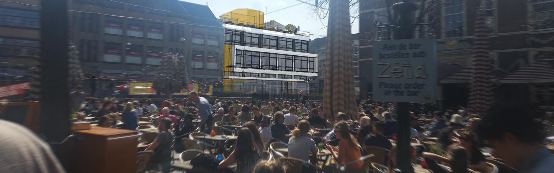 Quantum Den Haag - pleinzicht