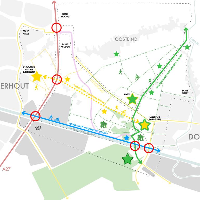 Dromenlab Oosterhout-Dongen - Het Plekkenplan