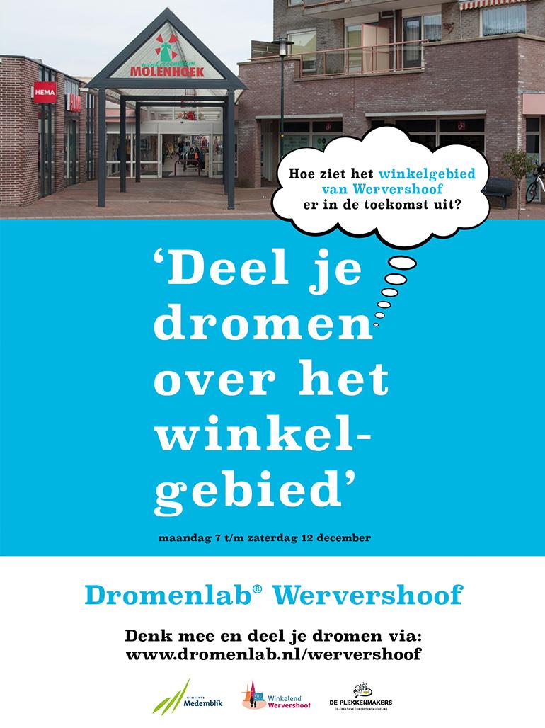 Poster Wervershoof