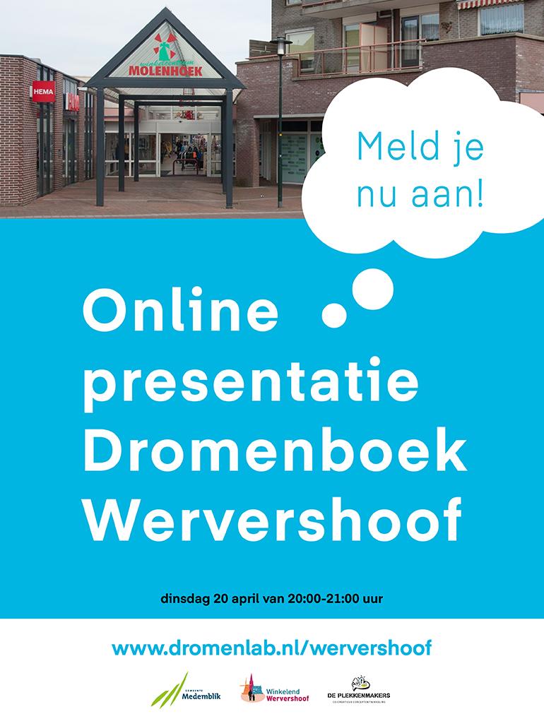 Poster presentatie Dromenboek