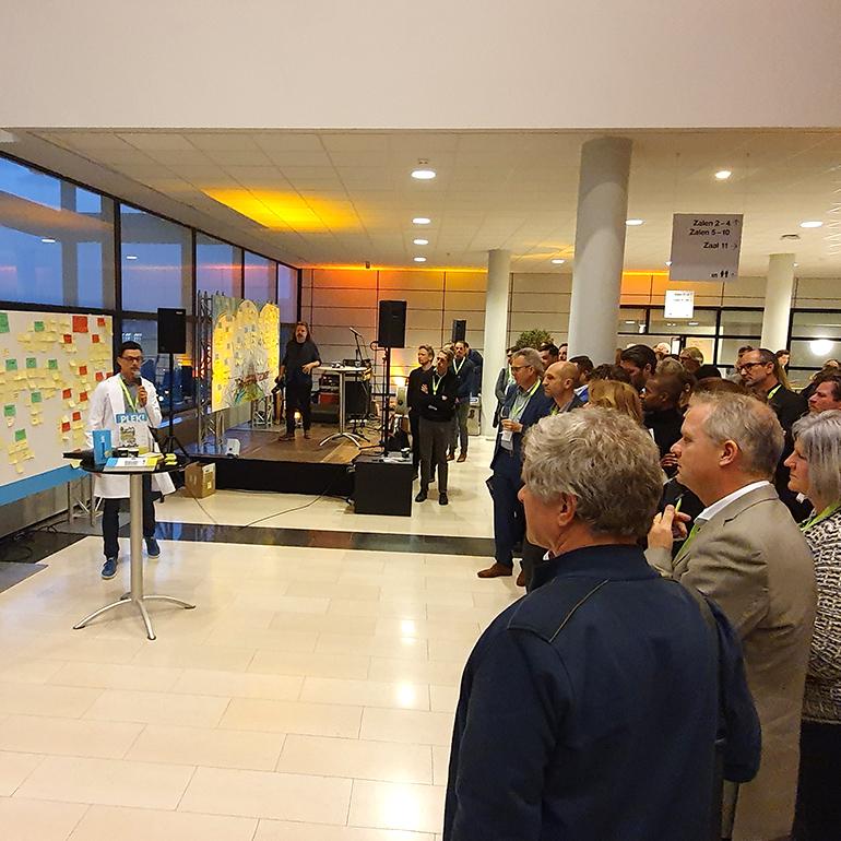 Transformatiecongres Rotterdam - presentatie