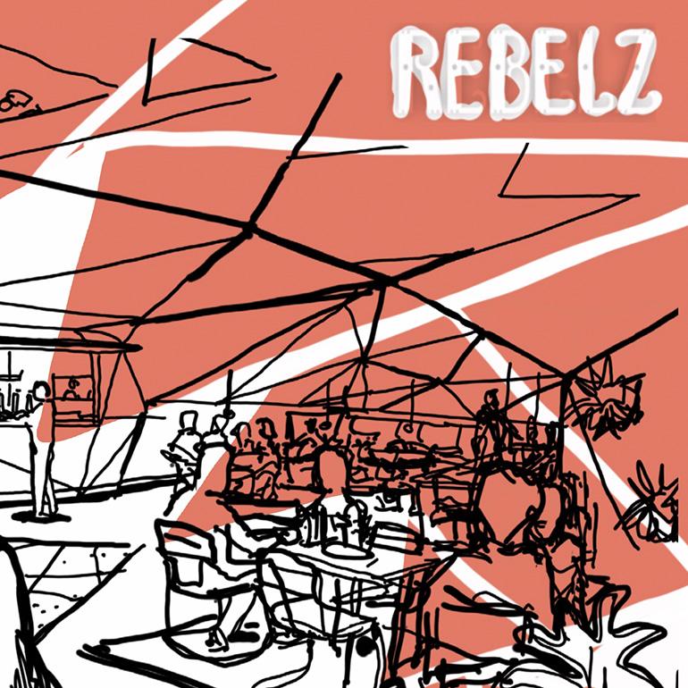 Rebelz: schets