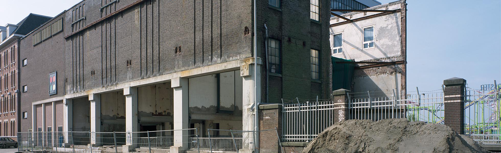 STROOM Rotterdam - voor de verbouwing