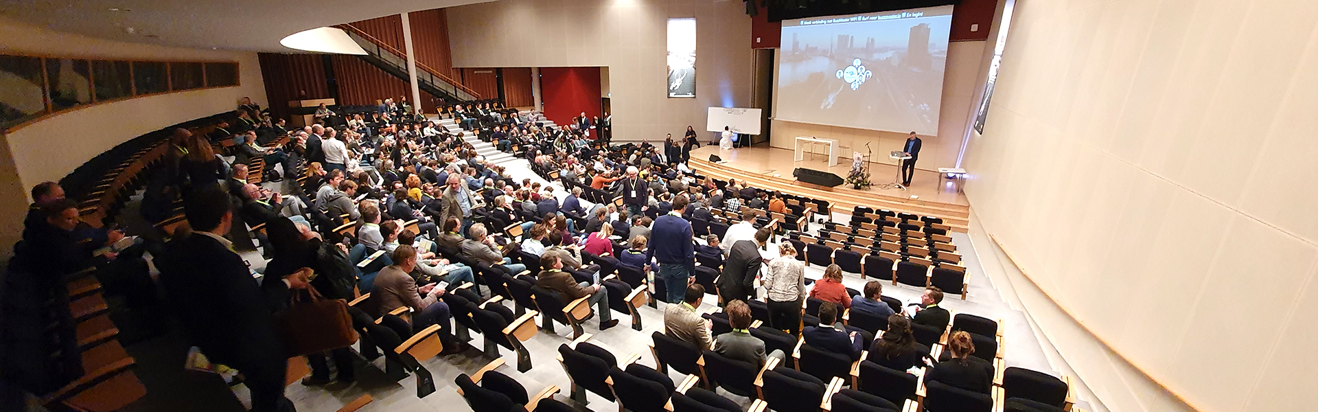 Transformatiecongres Doelen Rotterdam