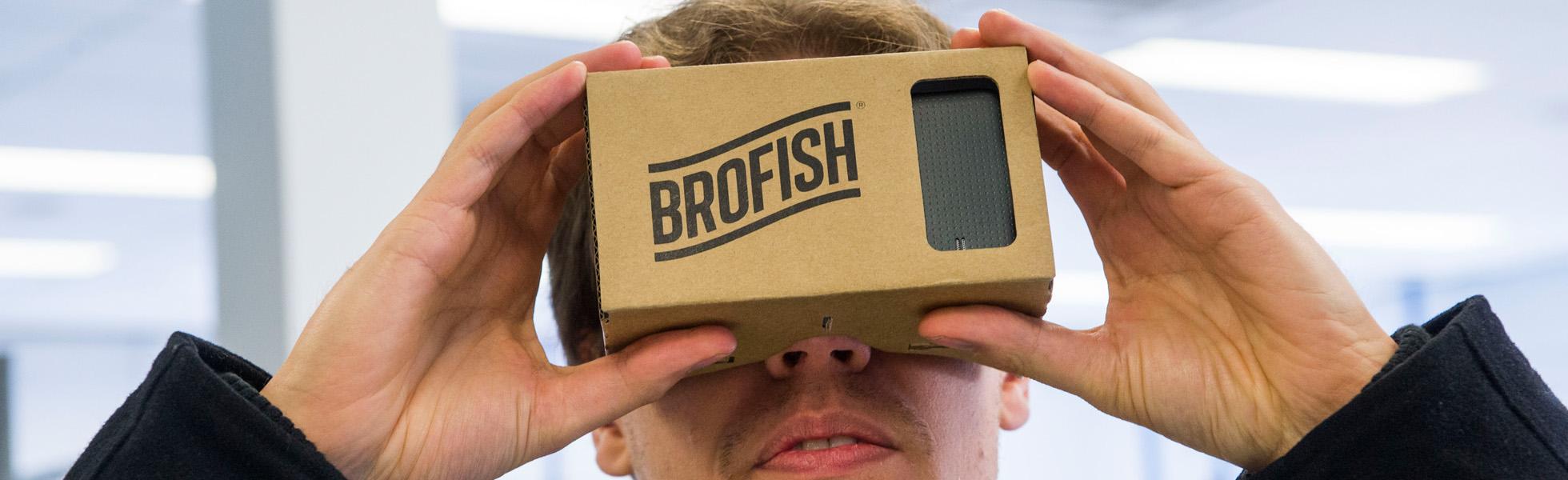 deplekkenmakers VRbril