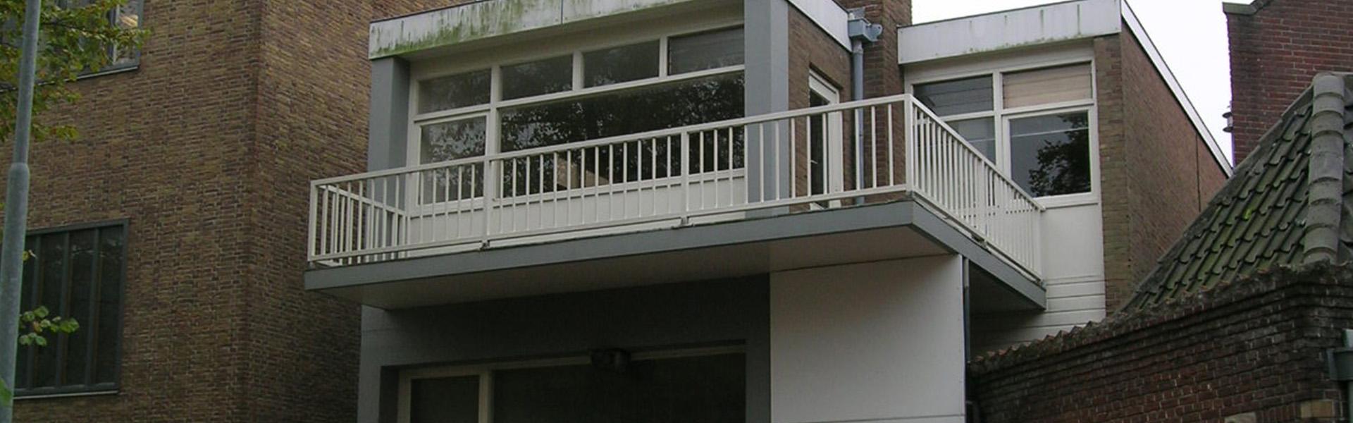 Lange Delft Middelburg - Lange Delft toen