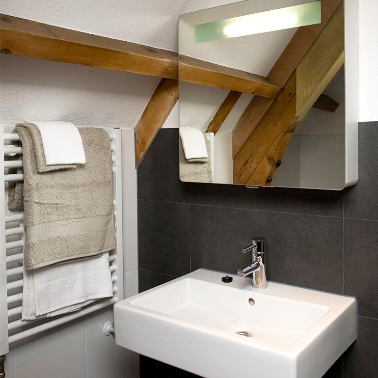 Lange Delft Middelburg - badkamer