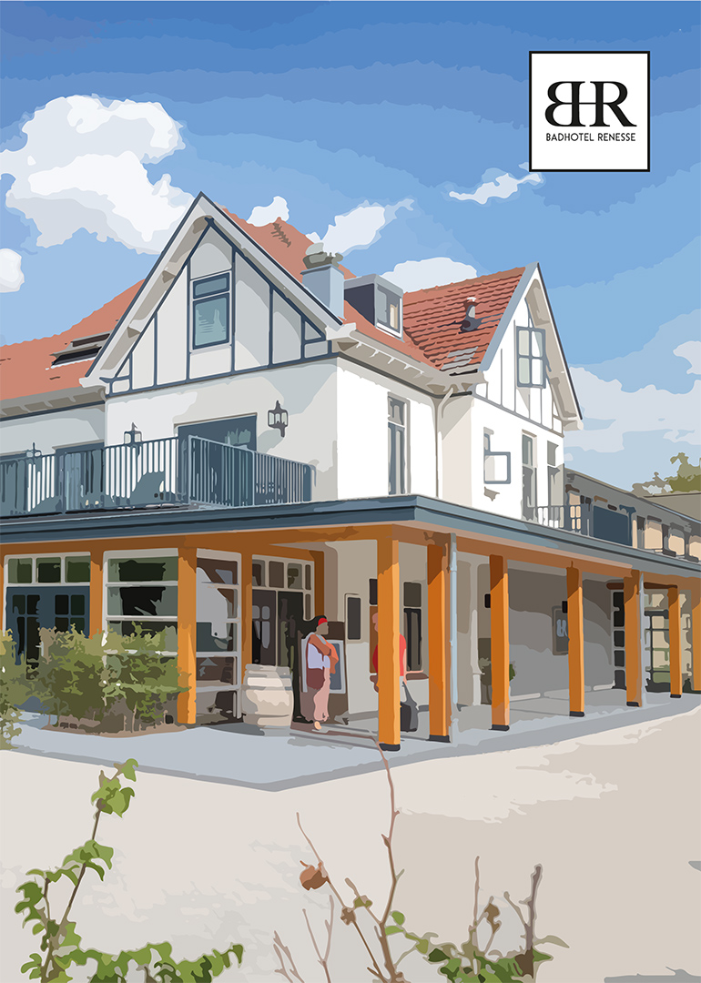 Badhotel Renesse - concept