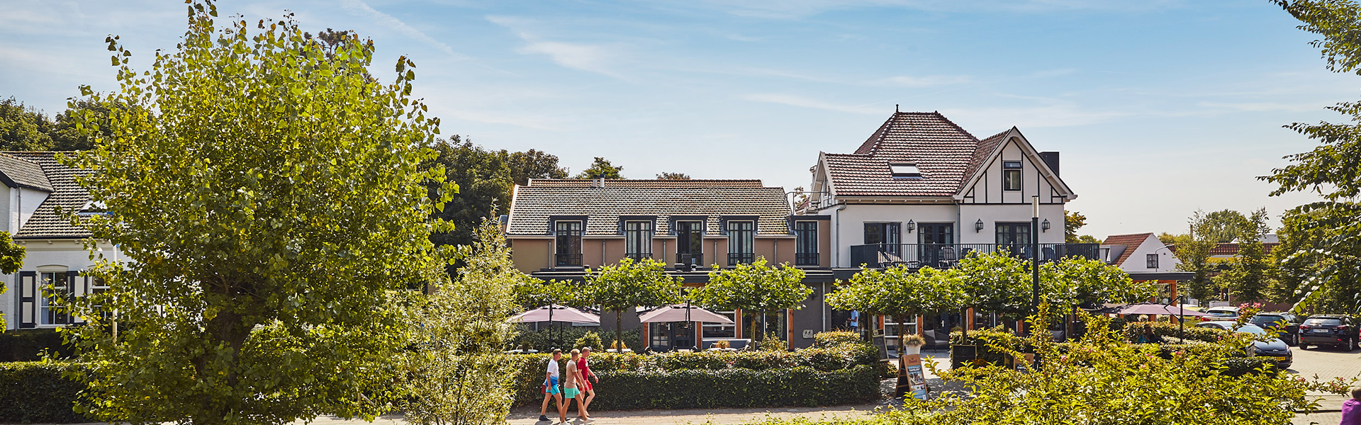 Badhotel Renesse - terras
