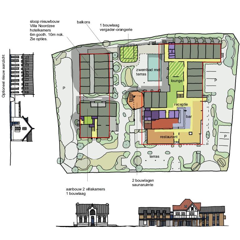 Badhotel Renesse - Aanpassing bestemmingsplan