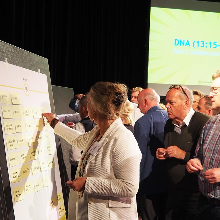 Dromenlab Nunspeet: DNA-sessie