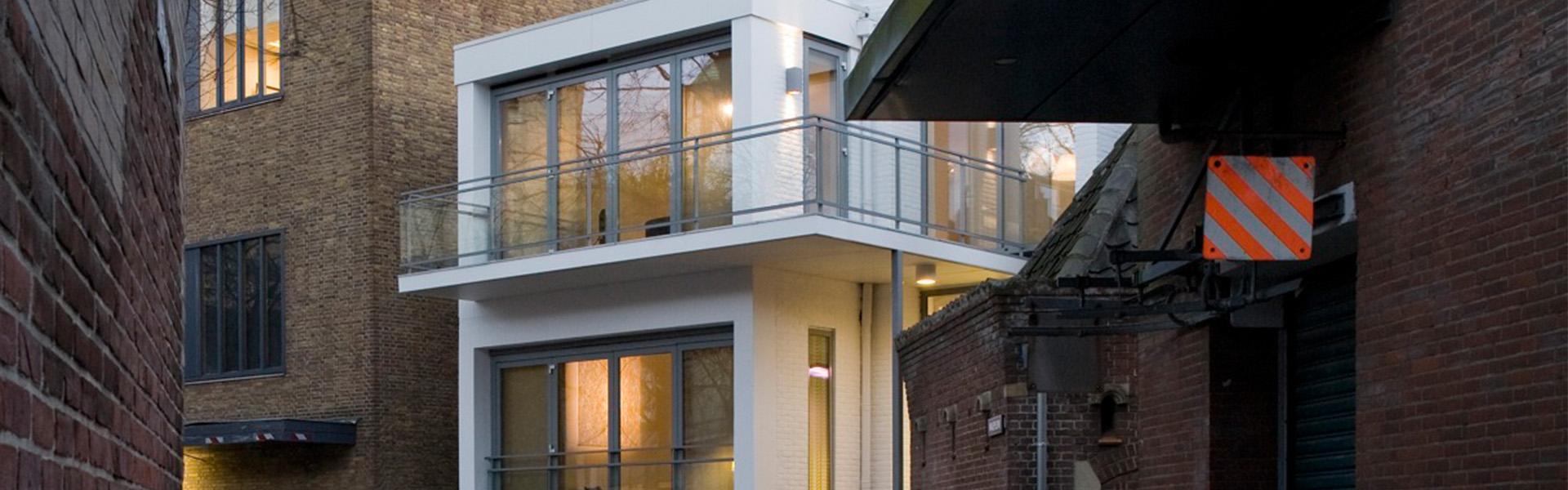Lange Delft Middelburg - Lange Delft nu