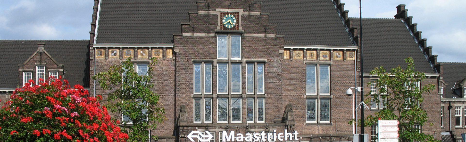 B Maastricht: station Maastricht