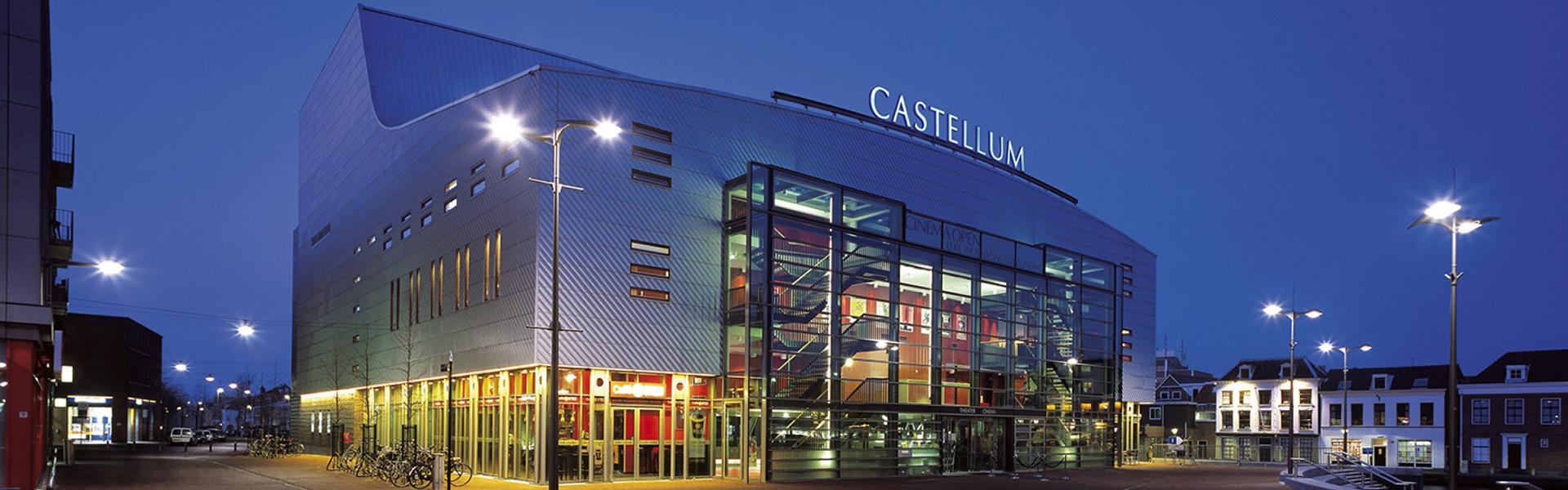Stadsgesprek Castellum