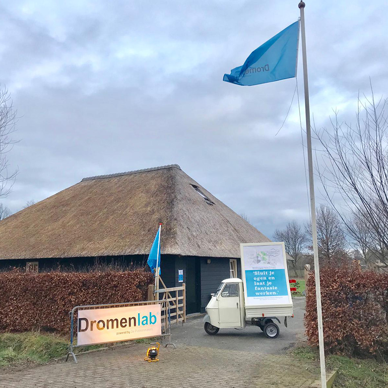 Dromenlab Oosterhout-Dongen - locatie Vlaamsche schuur