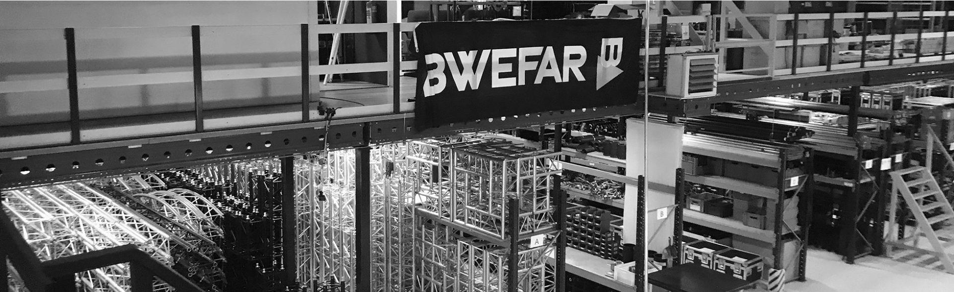 Bwefar: interieur bestaand