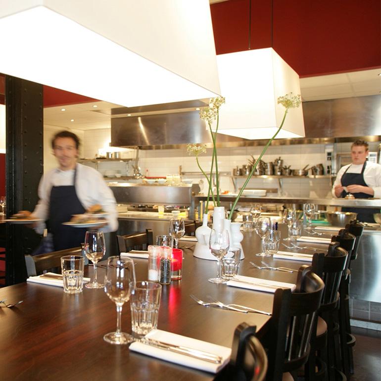 STROOM Rotterdam - keuken