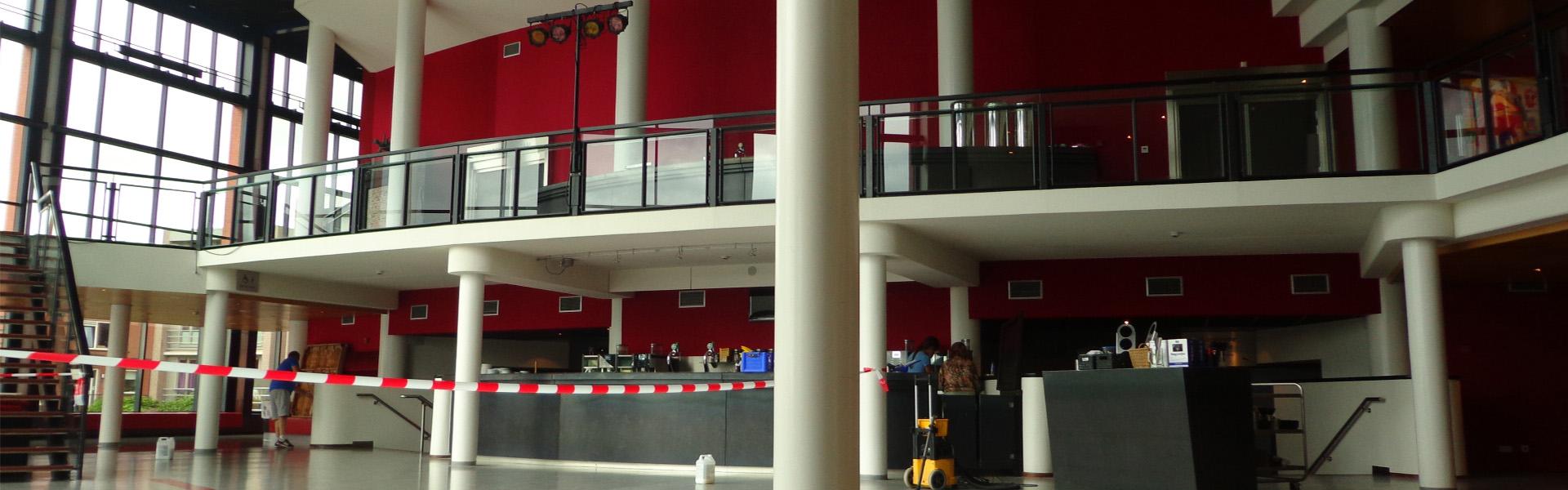 Zaantheater - foyer bestaand