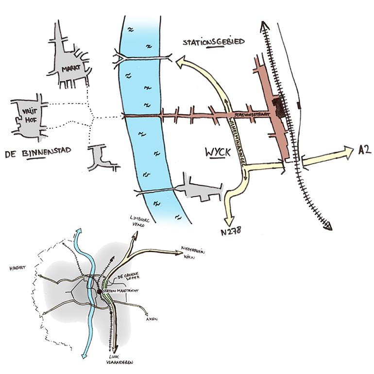 B Maastricht: locatieanalyse