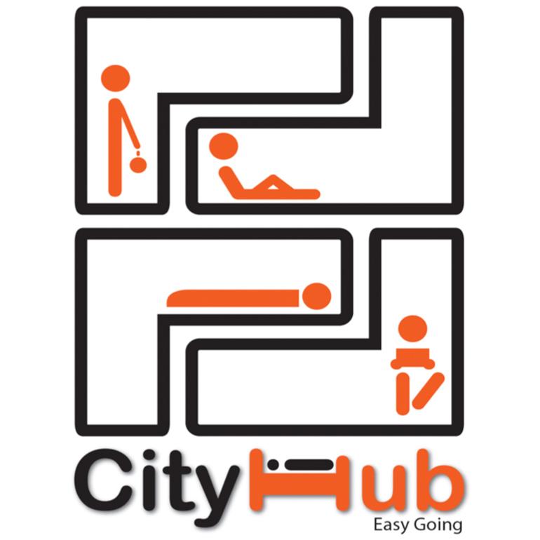 CityHub Amsterdam - logo