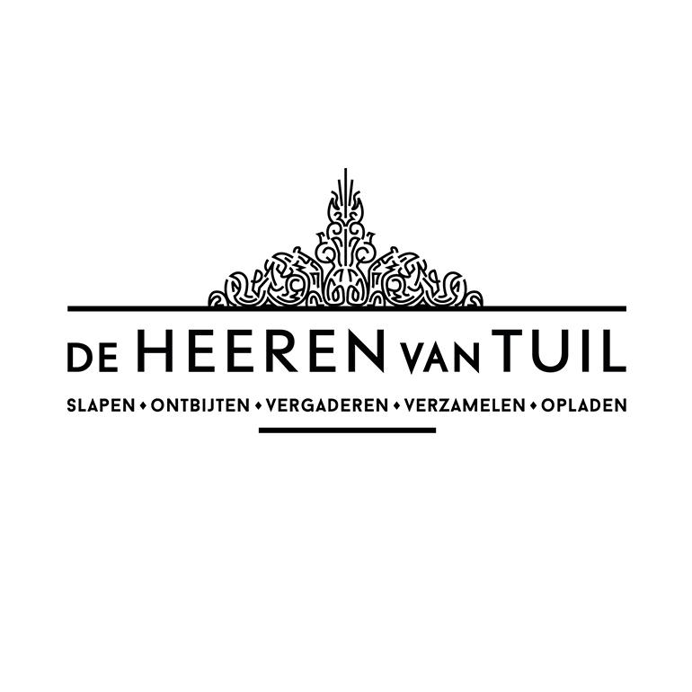 de HEEREN van TUIL - logo