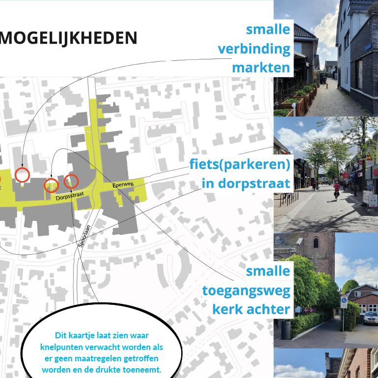 Centrumplan Nunspeet: mogelijkheden