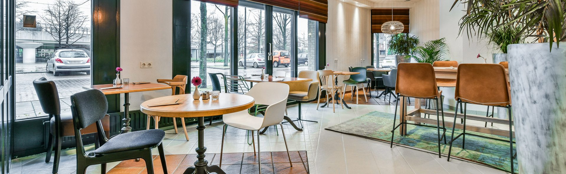 Hotel Den Haag-Voorburg: beganegrond na
