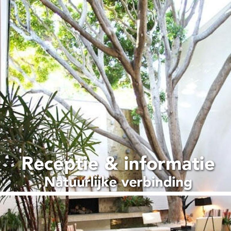 Blooming hotel - natuurlijke verbinding