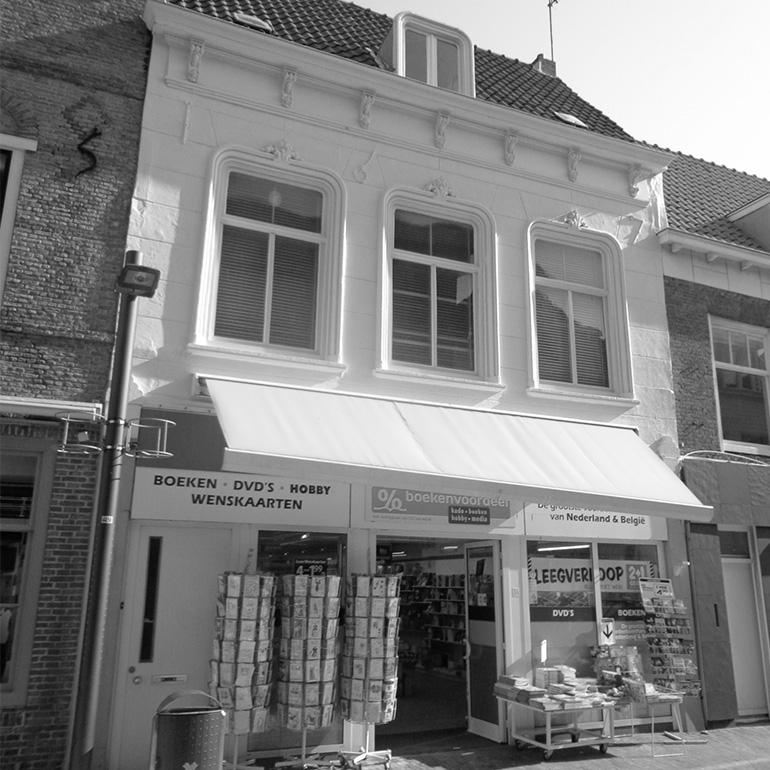 Rijksmonument Walstraat Vlissingen - oude situatie